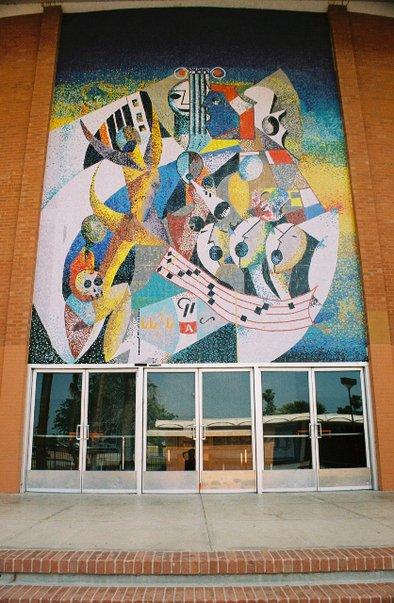 CHS mural