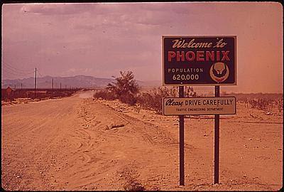 PHX city limits 1972