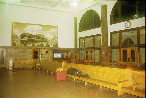 Union Sta interior