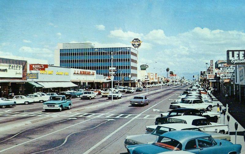 Main St. Mesa